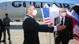 Ministro bareiní visita territorios ocupados tras pacto con Israel