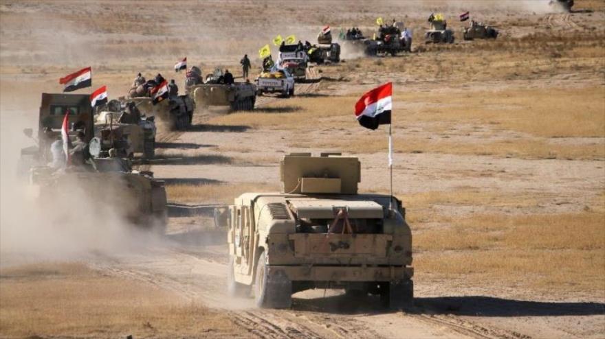 Irak arresta a dos importantes líderes de Daesh en Faluya | HISPANTV