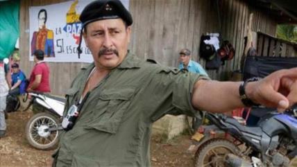 """Venezuela abate a """"Loco Iván"""", líder de disidencias de las FARC"""