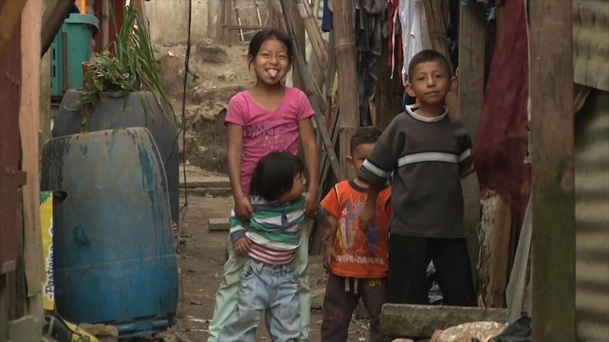 Coronavirus y tormentas agudizan la desnutrición en Guatemala