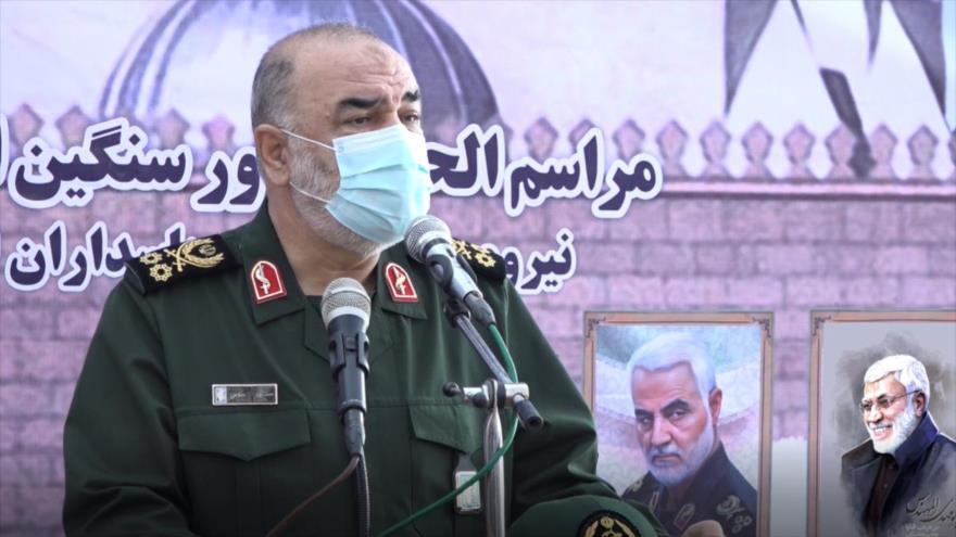 Alto comandante: Golfo Pérsico es fuerte frente defensivo de Irán | HISPANTV