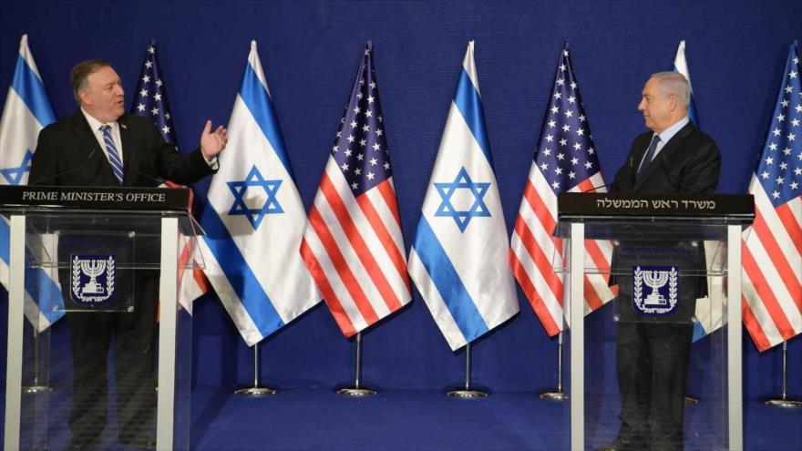 """EEUU considerará el movimiento de boicot a Israel como """"antisemita"""""""