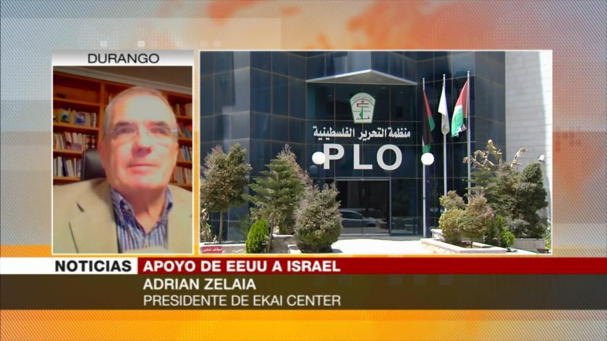 Zelaia: Trump toma medidas para congraciarse con Israel | HISPANTV