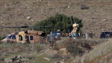 Pompeo realiza polémicas visitas al Golán y una colonia en Cisjordania