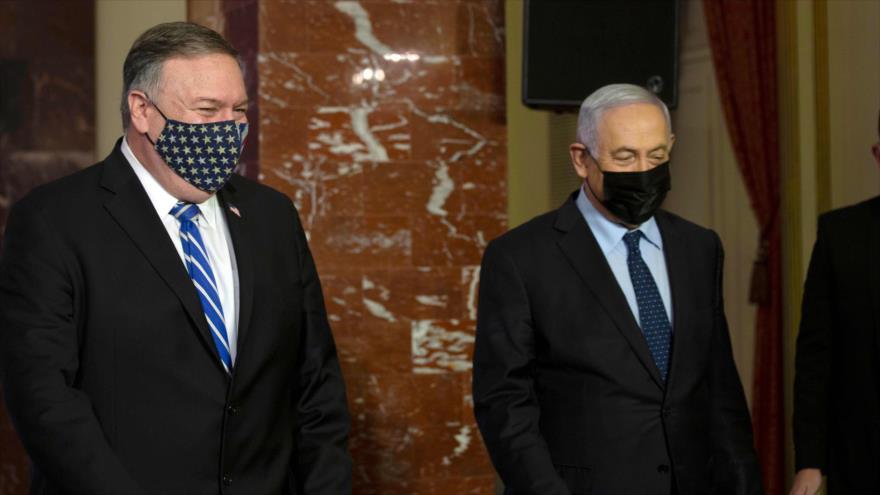 Palestina: Visitas de Pompeo no legitimarán la ocupación israelí