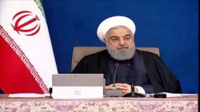 Irán anuncia nuevas restricciones para tratar de contener pandemia