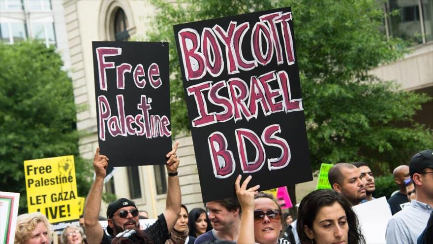 """BDS ve """"irónica"""" la etiqueta """"antisemita"""" de EEUU en su contra"""