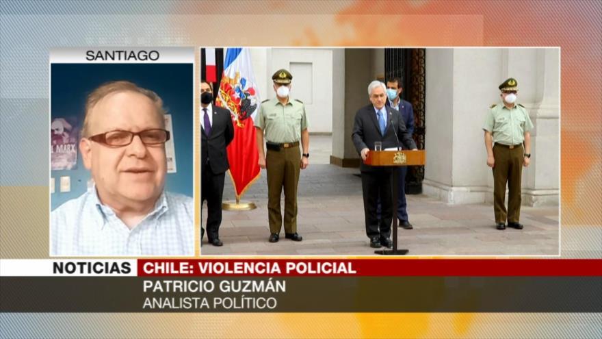 Guzmán: Chile debe refundar la institución policial por violaciones