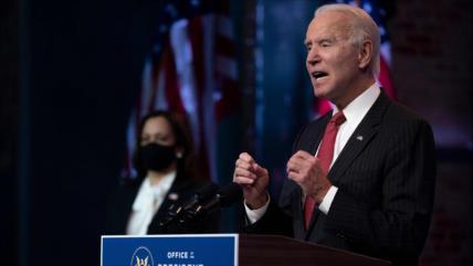 Recuento de votos en estado de Georgia confirma victoria de Biden