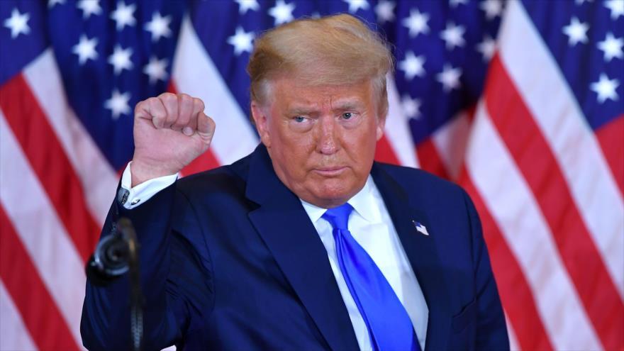 Informe: Para Trump, el objetivo es sembrar el caos postelectoral | HISPANTV
