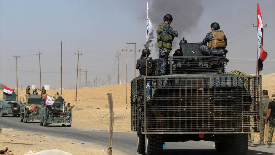 Fuerzas iraquíes matan a 16 terroristas de Daesh en el norte del país | HISPANTV