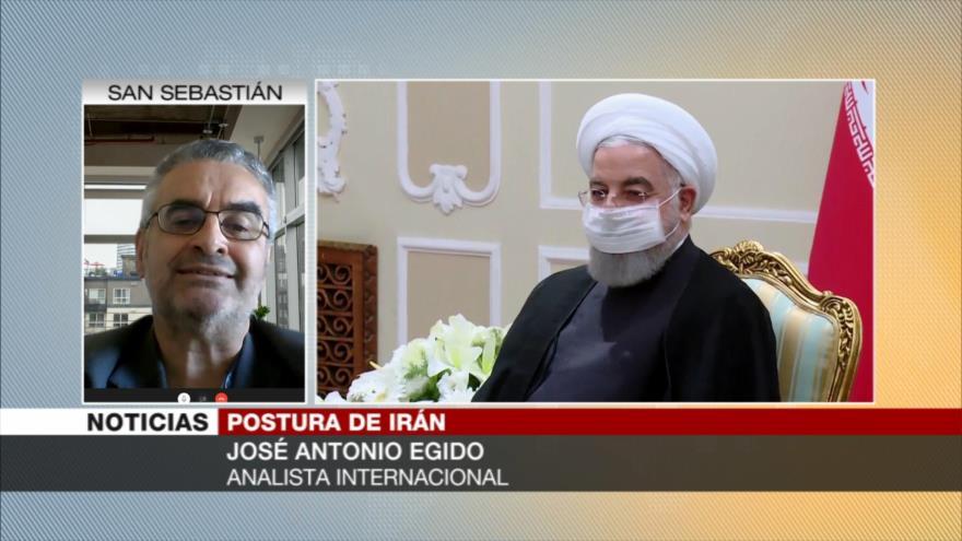Egido: cambio de postura de E3 ante Irán será obra secreta de EEUU