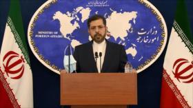 """Irán urge al E3 a cumplir pacto nuclear en vez de """"proyección política"""""""