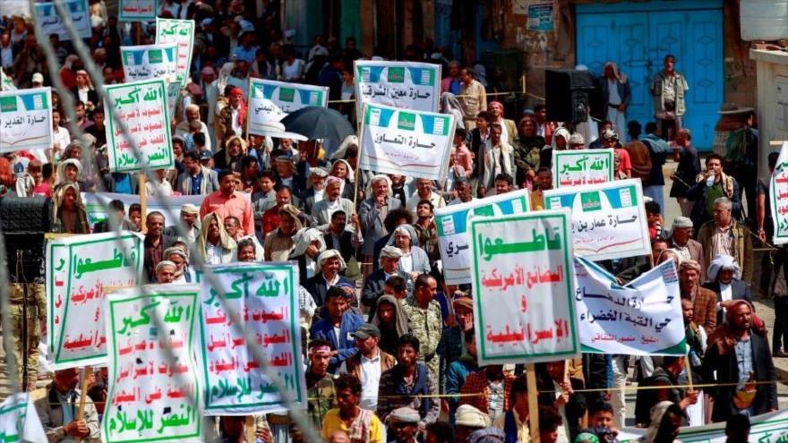 'Incluir a Ansarolá en lista negra de EEUU costará vidas en Yemen' | HISPANTV