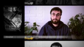 """Blanco: El cortometraje """"Evade y Lucha"""" dirigido por Ariel Fossa y el cortometraje iraní """"Yo soy tú"""""""