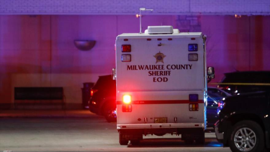 Tiroteo en un centro comercial en Wisconsin deja ocho heridos | HISPANTV