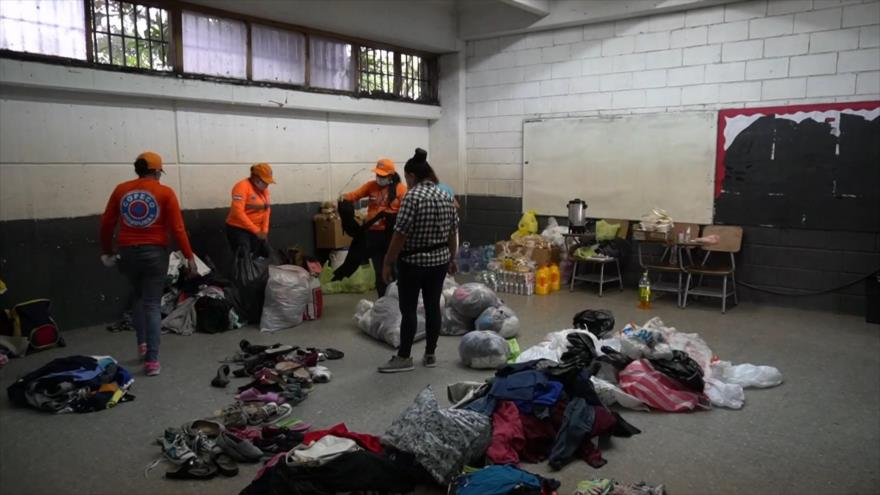 Aumentan casos de COVID-19 en albergues en Honduras