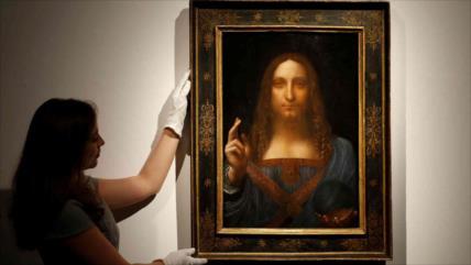 Descubren mundo oculto de bacterias y hongos en obras de Da Vinci