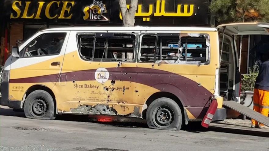 Ofensiva en Afganistán. Hambruna en Yemen. Constitución en Perú - Boletín: 12:30 - 21/11/2020