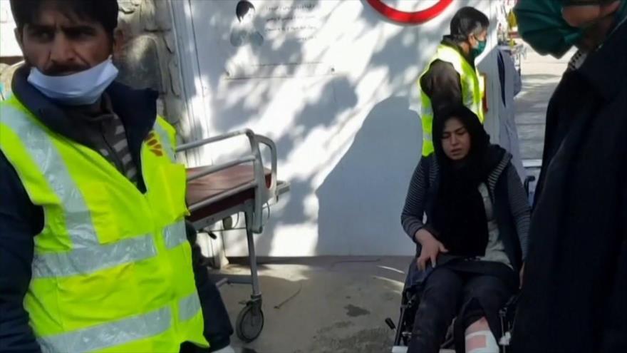 Ataque en Afganistán. Protesta en Francia. Renuncia de Piñera - Boletín: 16:30 - 21/11/2020