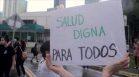 Movimientos sociales de Panamá cuestionan gestión de DDHH