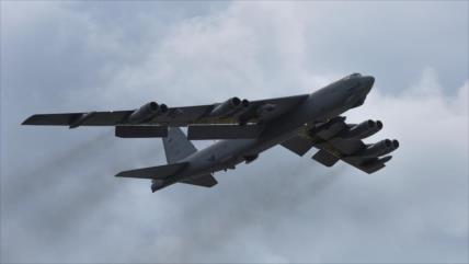 EEUU despliega bombarderos de largo alcance B-52 en Asia Occidental