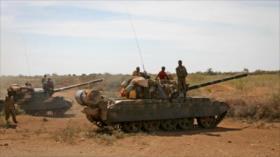Etiopia usará tanques y artillería para capturar capital de Tigray