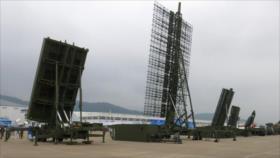 China instala radares en la frontera con La India