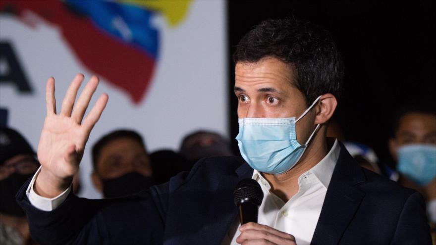 Juan Guaidó inicia campaña para desafiar elecciones de Venezuela