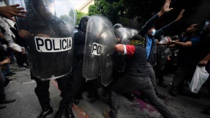 CIDH denuncia represión indiscriminada de protestas en Guatemala