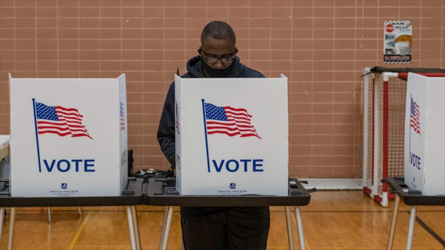 Software de votación Dominion refuta alegatos de fraude de Trump   HISPANTV