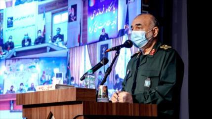 Alto comandante: EEUU está en declive ante la resistencia de Irán