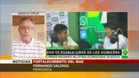 Valdivia: Triunfo del MAS, nuevo aire del retorno de la democracia