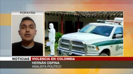 Ospina: Gobierno de Duque es responsable de masacres en Colombia