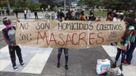 Venezuela: Gobierno de Duque, corresponsable de masacres en Colombia