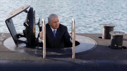 Gantz desafía a Netanyahu; autoriza investigar caso de submarinos