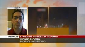 Zaccara: Capacidad de Riad para defenderse ante Yemen es limitada