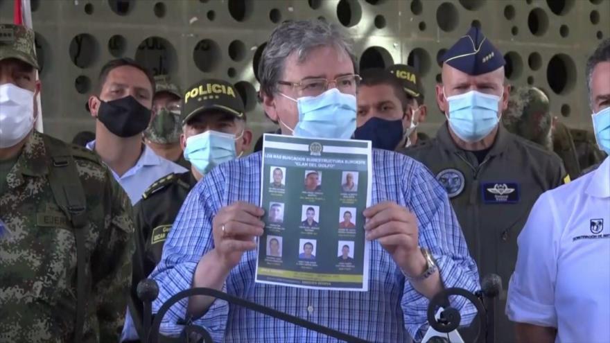 Reportan al menos otras 13 vidas perdidas en Colombia
