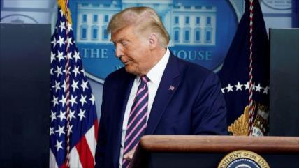 Exfuncionarios republicanos urgen a Trump a reconocer su derrota
