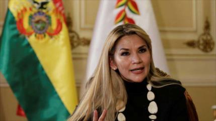 Movimientos sociales en Bolivia evitaron fuga de Jeanine Áñez