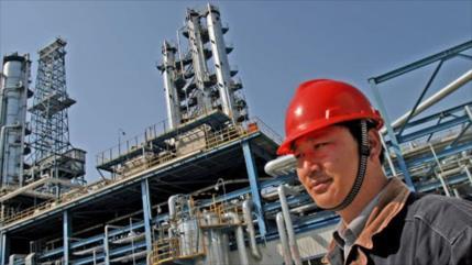 China se prepara para eclipsar a EEUU en refinar petróleo