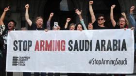 ONG urgen a Londres a detener venta de armas a Riad y Abu Dabi