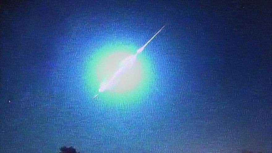 Vídeo: Explota meteorito de gran magnitud en cielos de Brasil