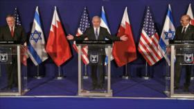 """Netanyahu visitará """"pronto"""" Baréin, invitado por Al Jalifa"""