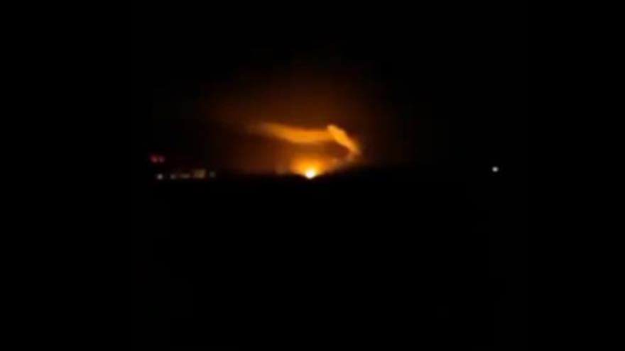 Israel vuelve a atacar distintos puntos en Siria