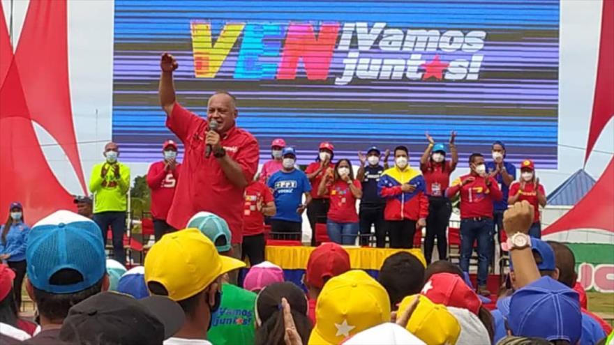 La oposición entregó el Parlamento venezolano al imperialismo