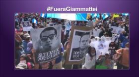 Etiquetaje: Guatemala en crisis; piden la renuncia de Giammattei