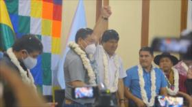 PoliMedios: Lucho y Evo unen esfuerzos por Bolivia