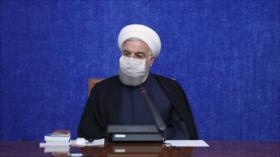 Rohani: Irán es capaz de producir en masa vacuna contra COVID-19