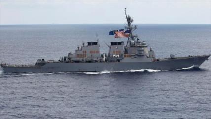 EEUU dice que no visa linde marítimo de Rusia en el mar de Japón